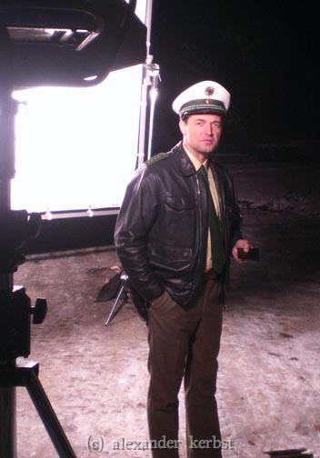 """Dreharbeiten zur RTL-Action-Serie """"Lasko"""""""