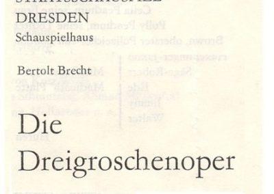 Dreigroschenoper 1988