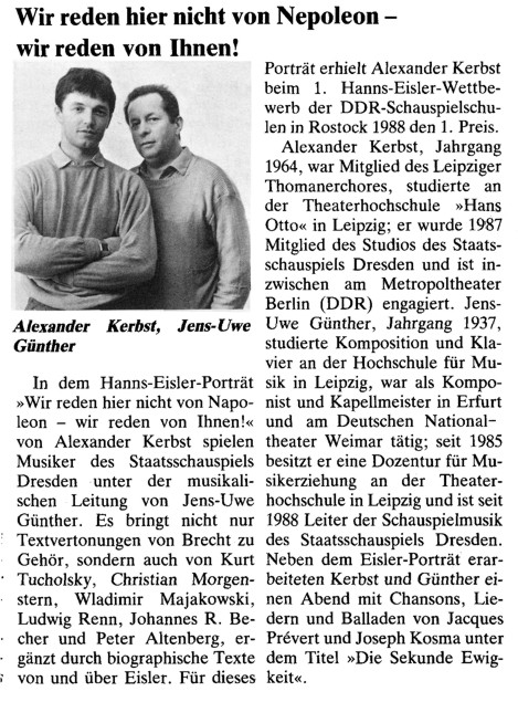 1990.02._Brechtwoche_Augsburg_04_Kritik