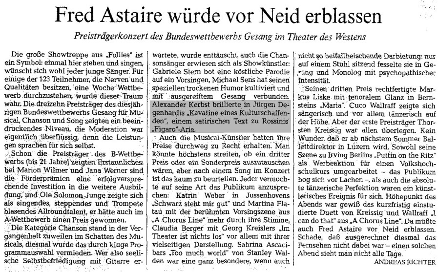 1991.11._Bundeswettbewerb_Gesang_04_Kritik