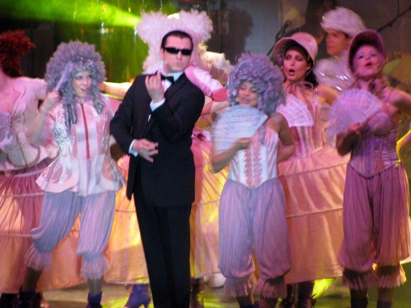 """The Magic Night Of Dancing Musicals"""