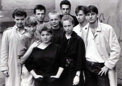 Theaterhochschule 1985/1989