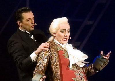 Falco meets Amadeus 2005