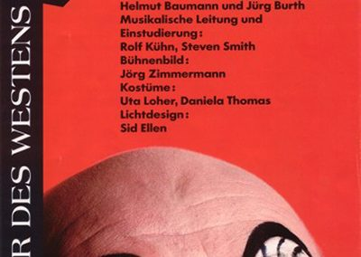 Cabaret TdW Berlin 1993