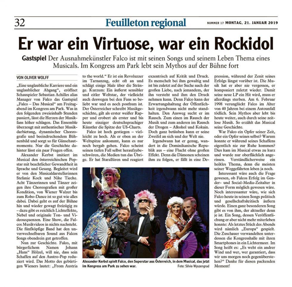 Augsburger Allgemeine Zeitung 2019