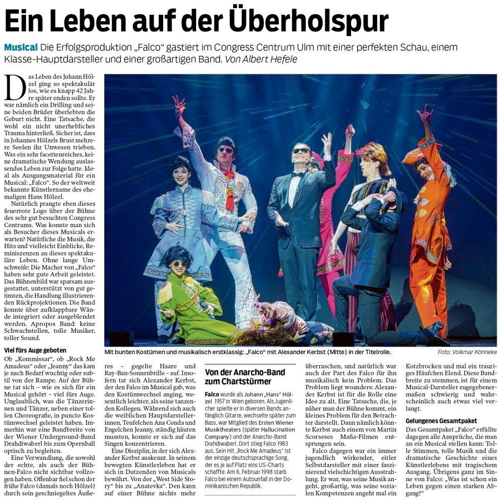 Ulmer Kulturspiegel 2020